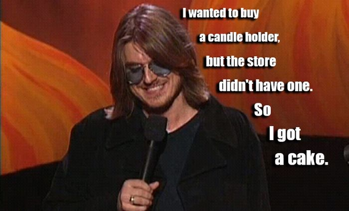 Mitch Hedberg Quotes | Fun