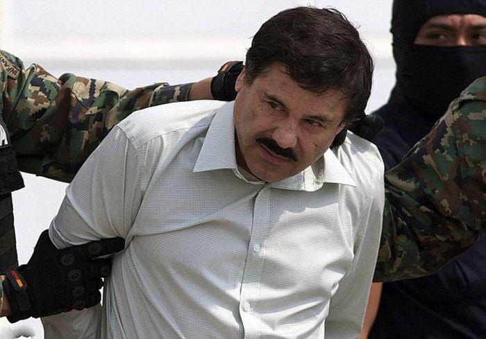 Joaquin El Chapo Guzman Busted  Others