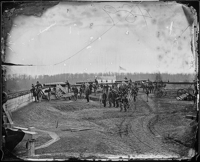 See How Washington DC Looked During The Civil War  Others
