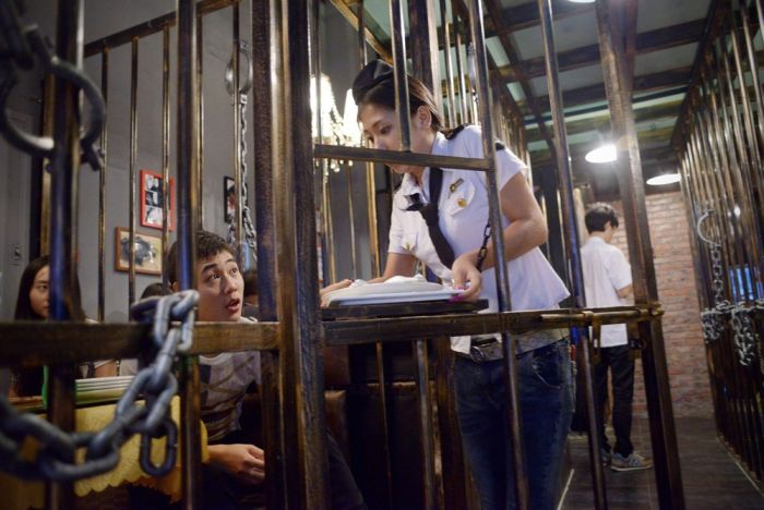 Prison Themed Restaurant In China  Others