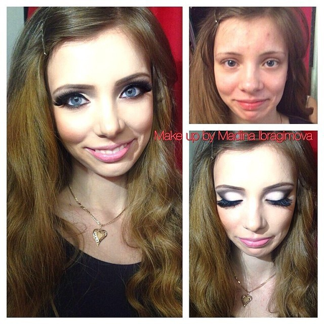 amazing transformations with makeup | Hairsjdi org