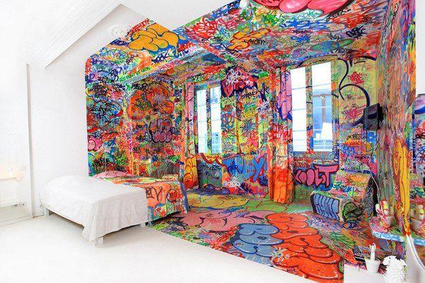 Creative Interior Design Ideas Art