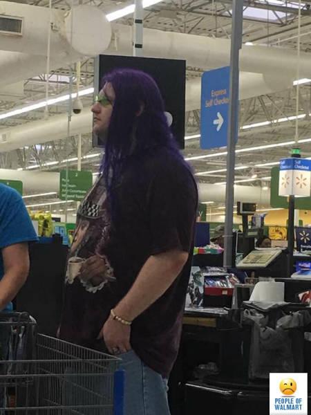 The People Of Walmart Always Wear The Most Cringeworthy Clothing  Fun