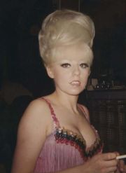 women used wear crazy hairstyles