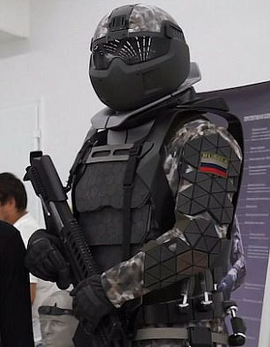 Mw3 Iphone Wallpaper Russia S New Hi Tech Armor Being Compared To Stormtroopers