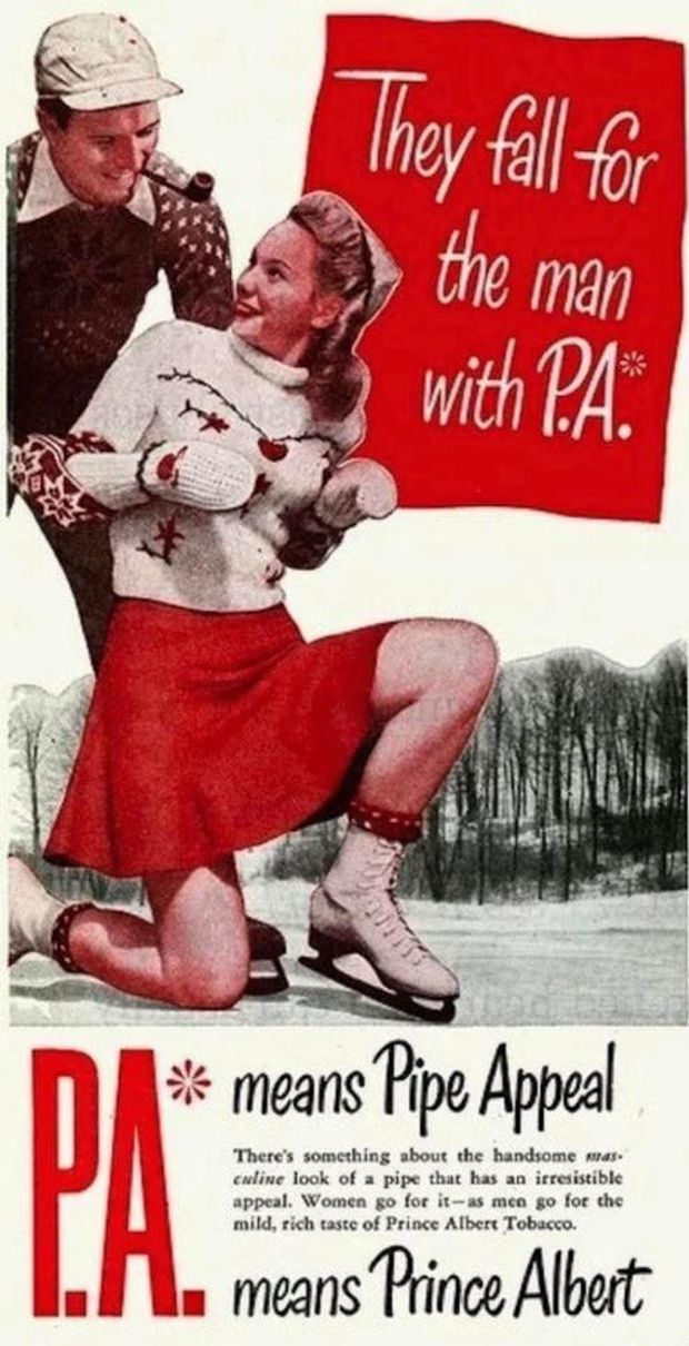 Vintage Christmas Ads That Look Unappropriate Today Others