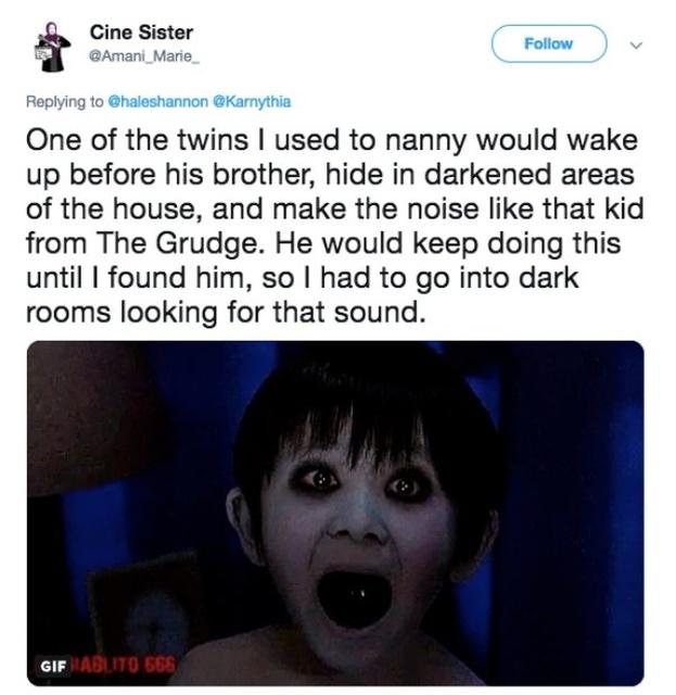 the creepy things kids