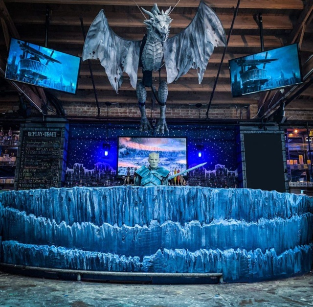 A New Game Of Thrones Pop Up Bar Is Coming To Chicago