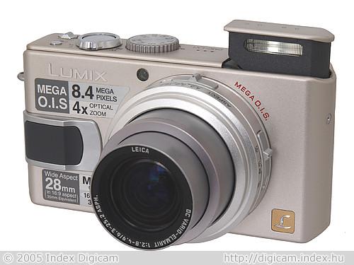 Röviden: Panasonic Lumix DMC-LX1 - Pixinfo.com