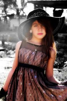 Ella after Photoshop Edits