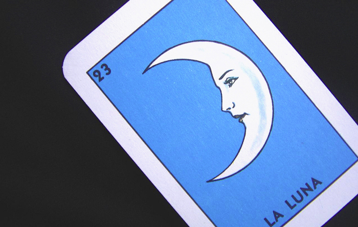 La Luna, Lotería