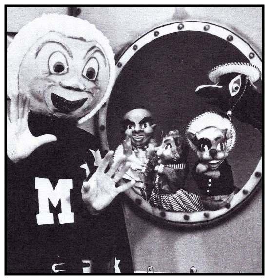 Mr. Moon Portland (circa 1950s)
