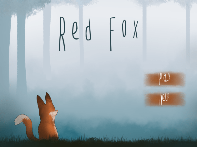 Red Fox - TitleScreen