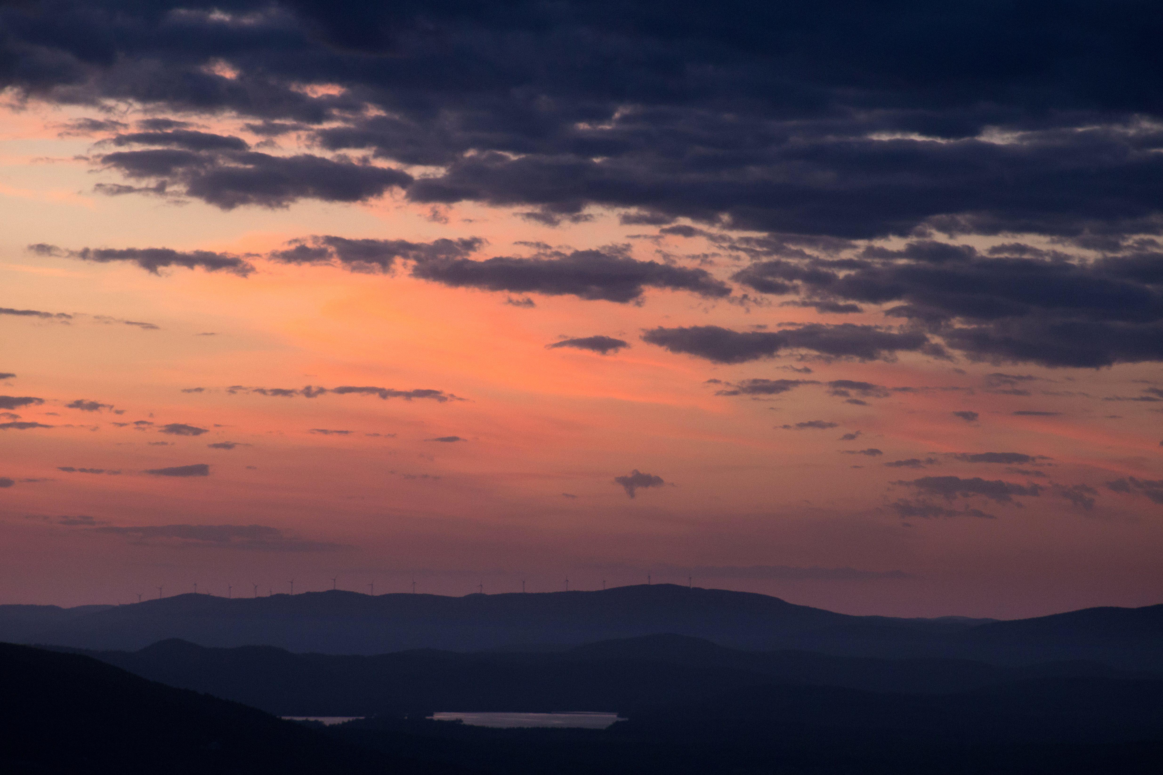 Death Valley Wallpaper Hd Foto Gratis Cielo Scuro Nuvole Nere Natura Paesaggio