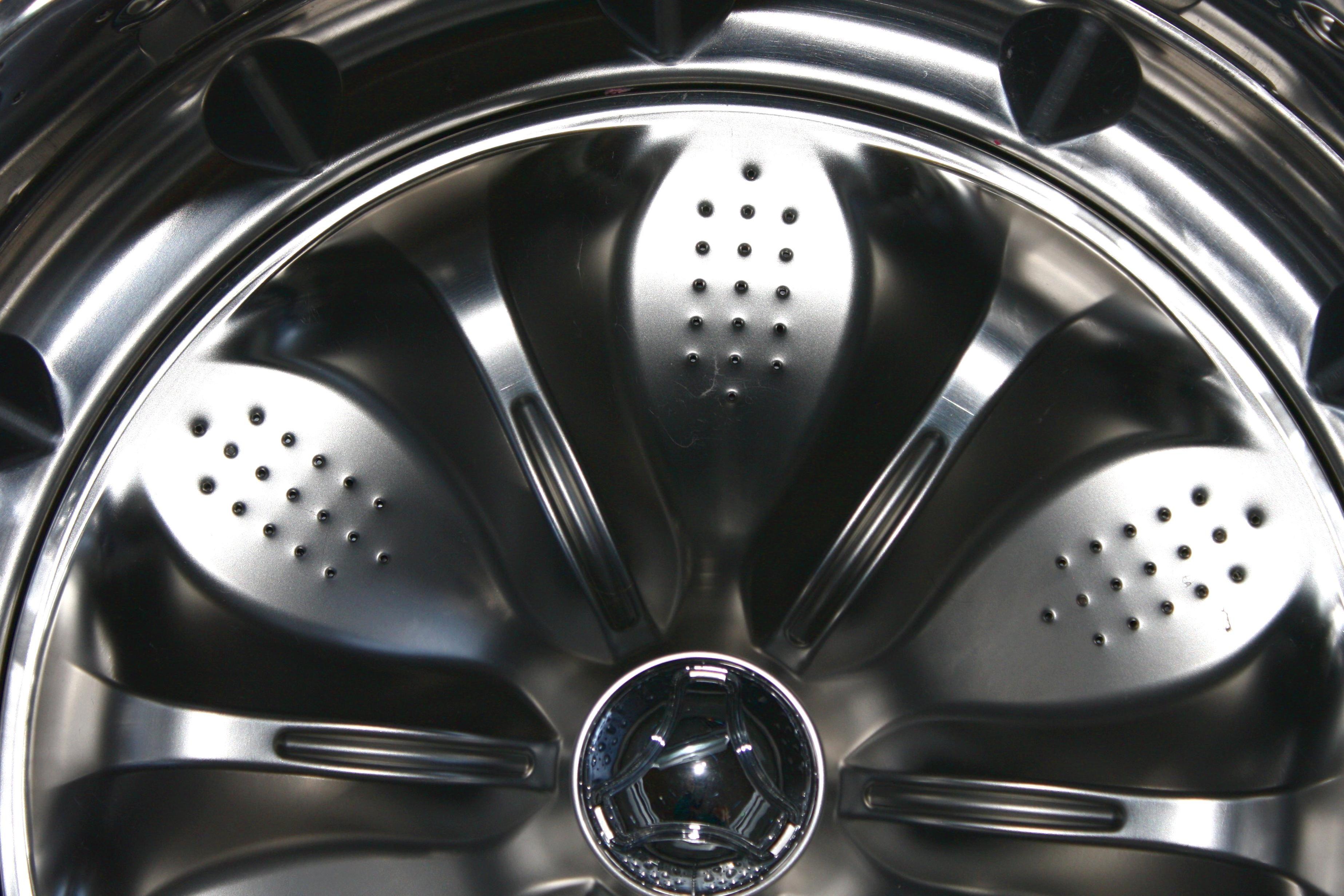 Free picture stainless steel washing machine drum