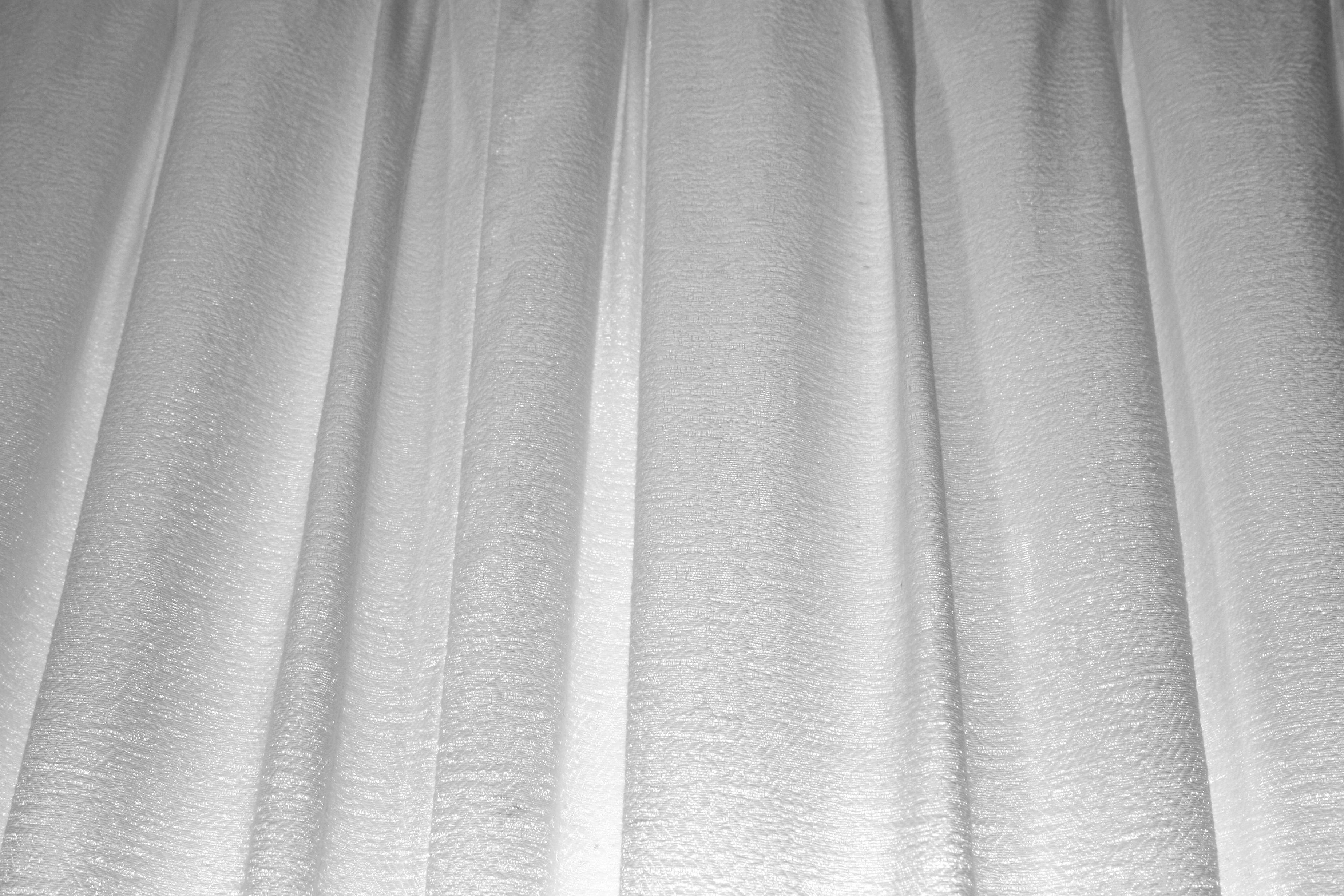 Imagen gratis cortinas blancas textil textura