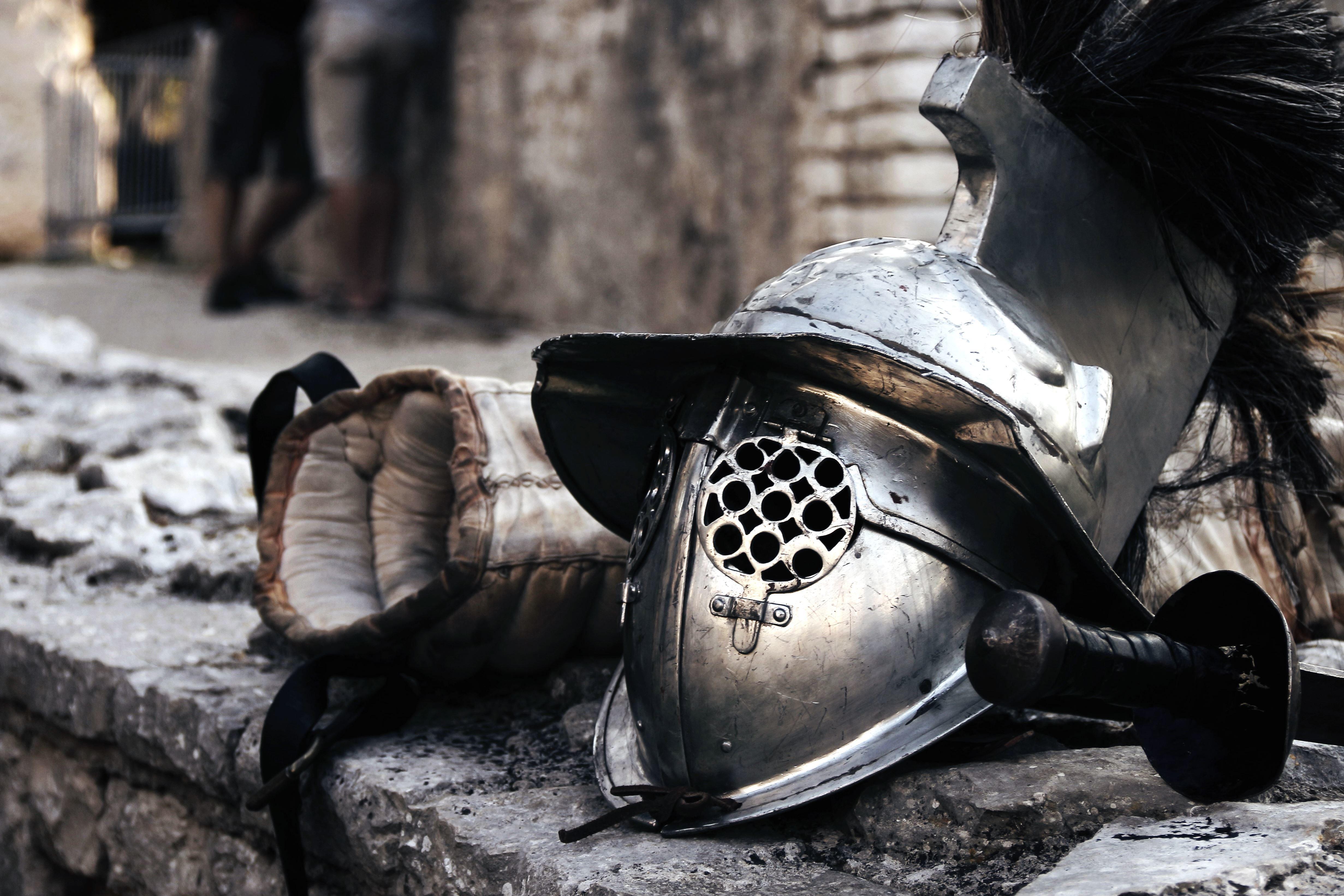 Imagen gratis la armadura del caballero armadura de
