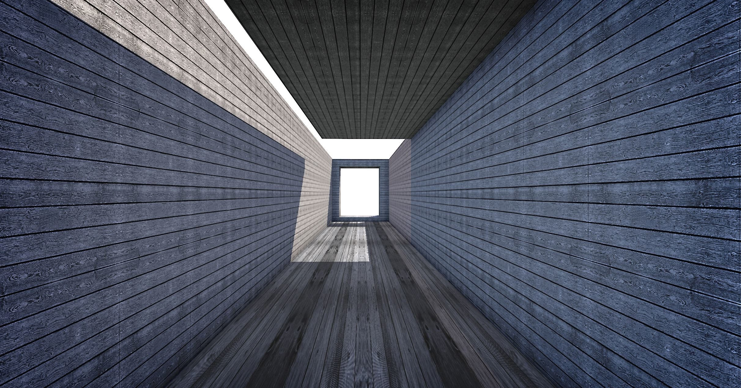 Free picture textures wall wood structure tunnel