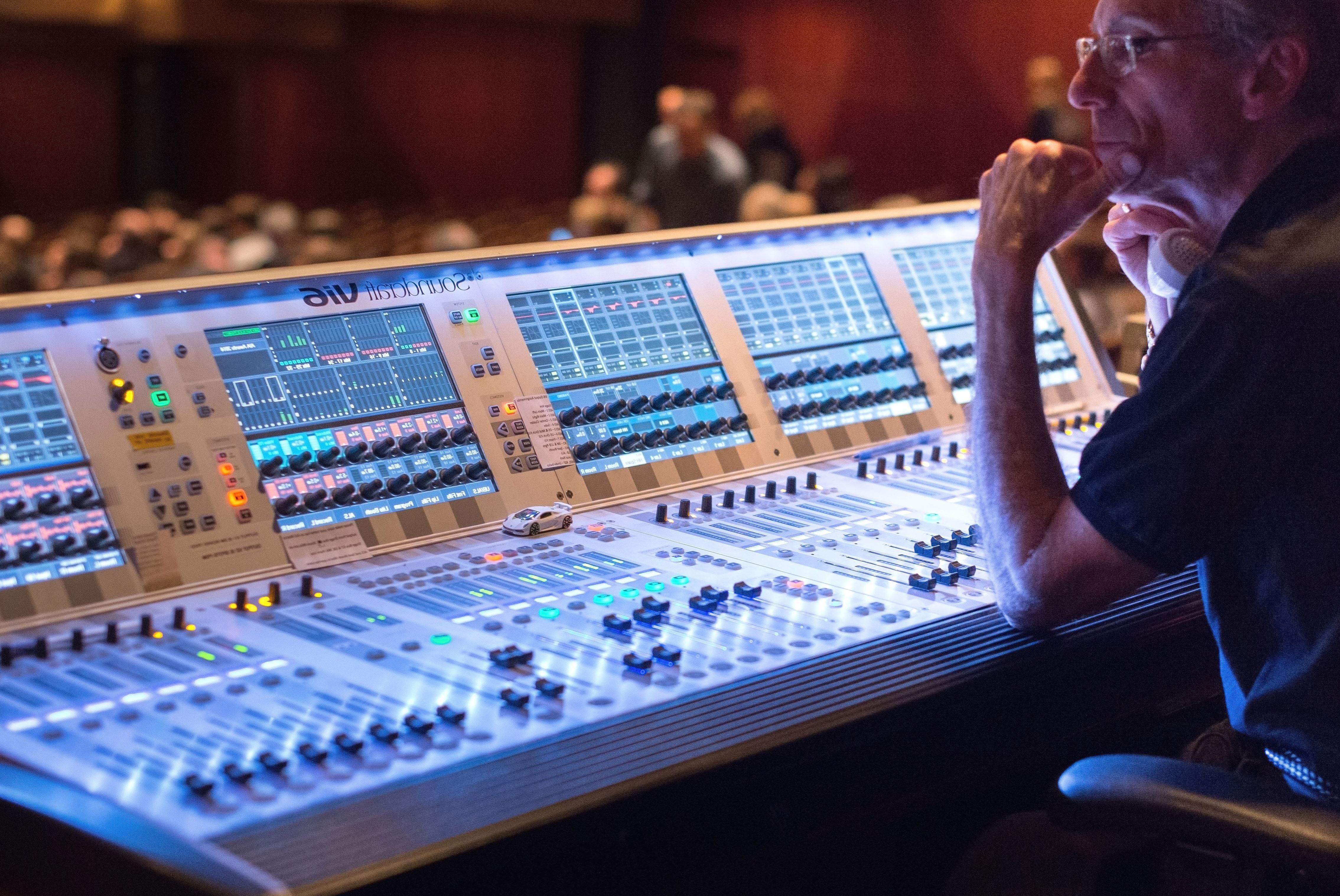 Imagen gratis audio concierto de msica panel de