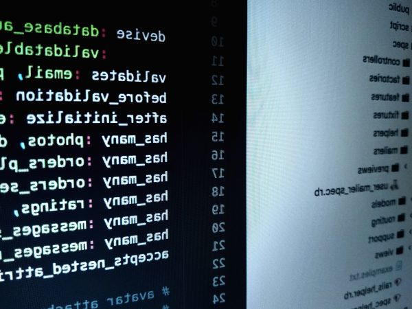 Free Computer Monitor Developer Coding