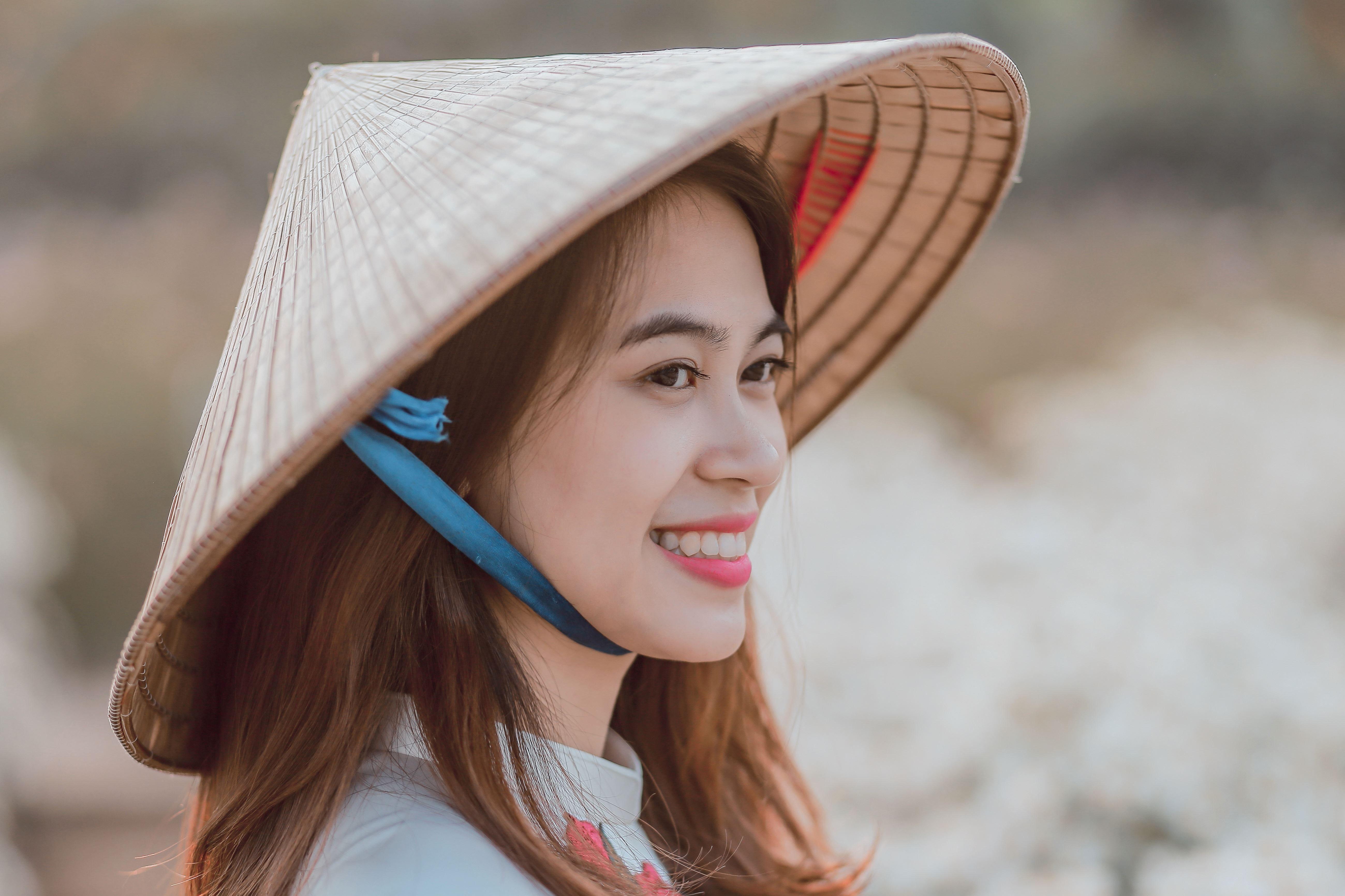 Kostenlose Bild Portrt Gesicht Vietnam Frau Mdchen