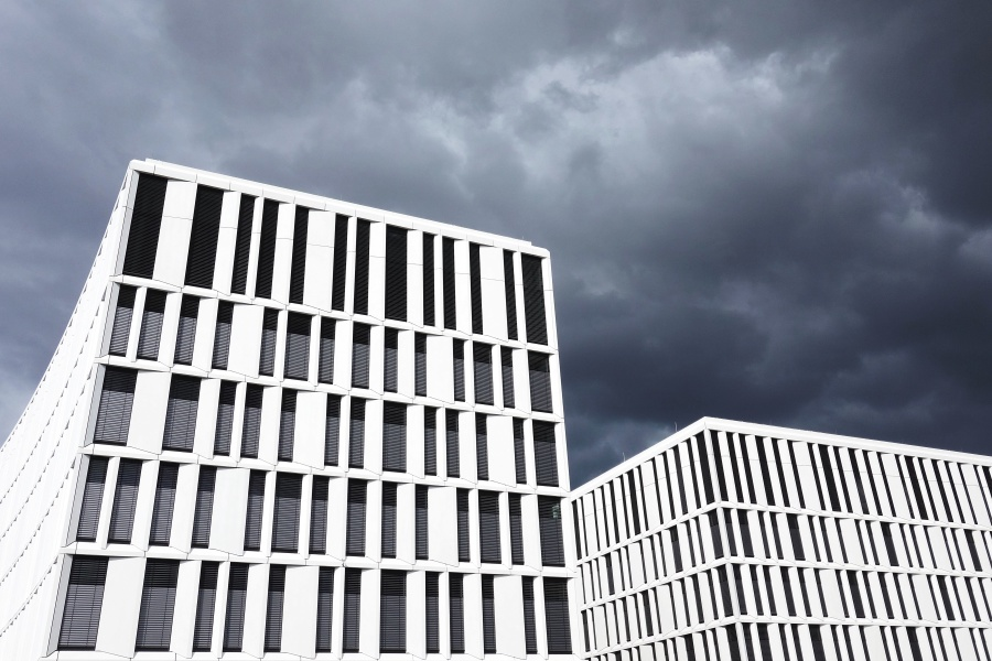 Foto gratis Cielo disegno architettura costruzione