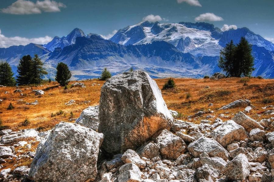 Mountain Wallpaper Hd Imagen Gratis 193 Rbol Monta 241 A Campo Paisaje Piedra Hierba