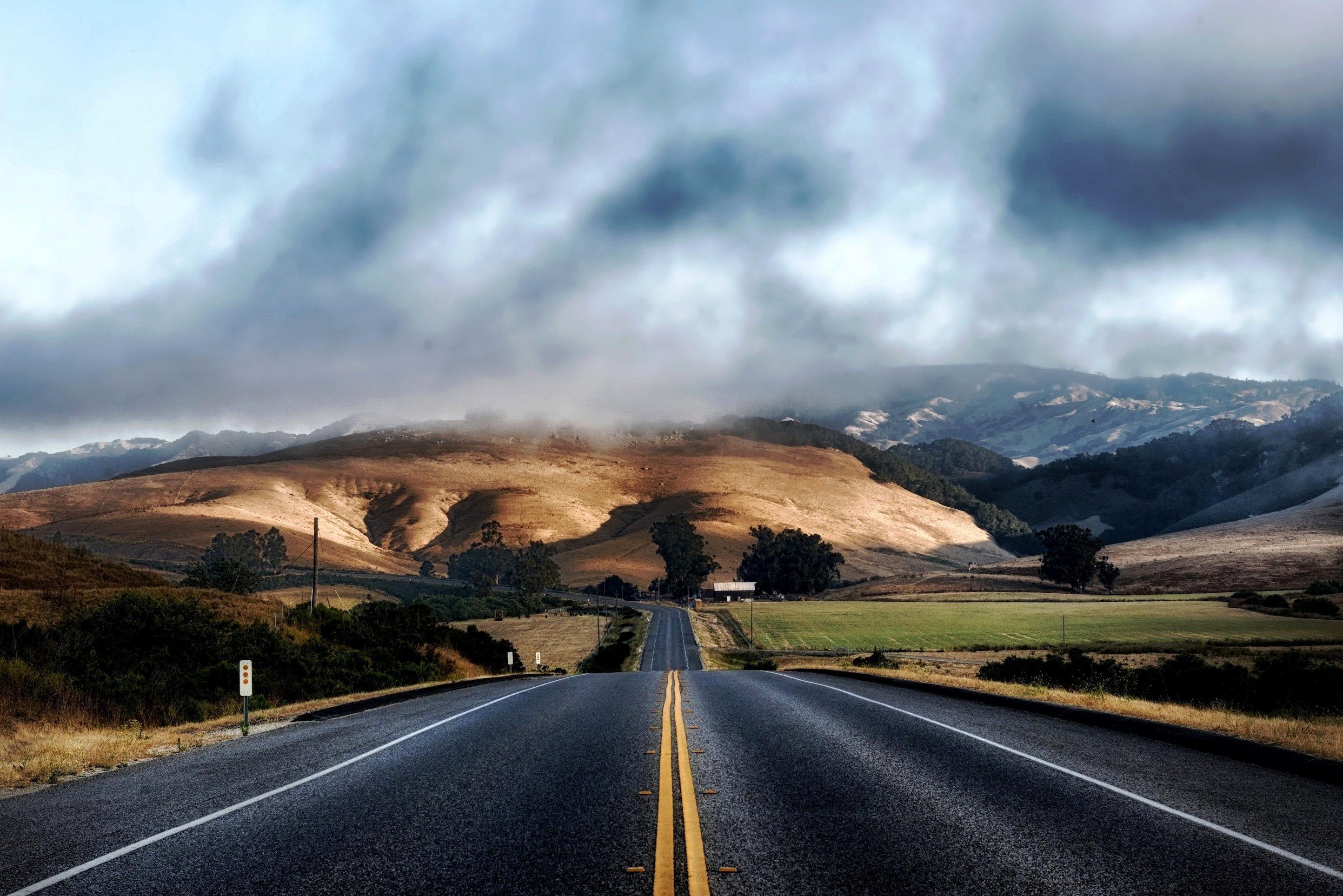 Foto gratis Viaggio orizzonte trasporto velocit modo