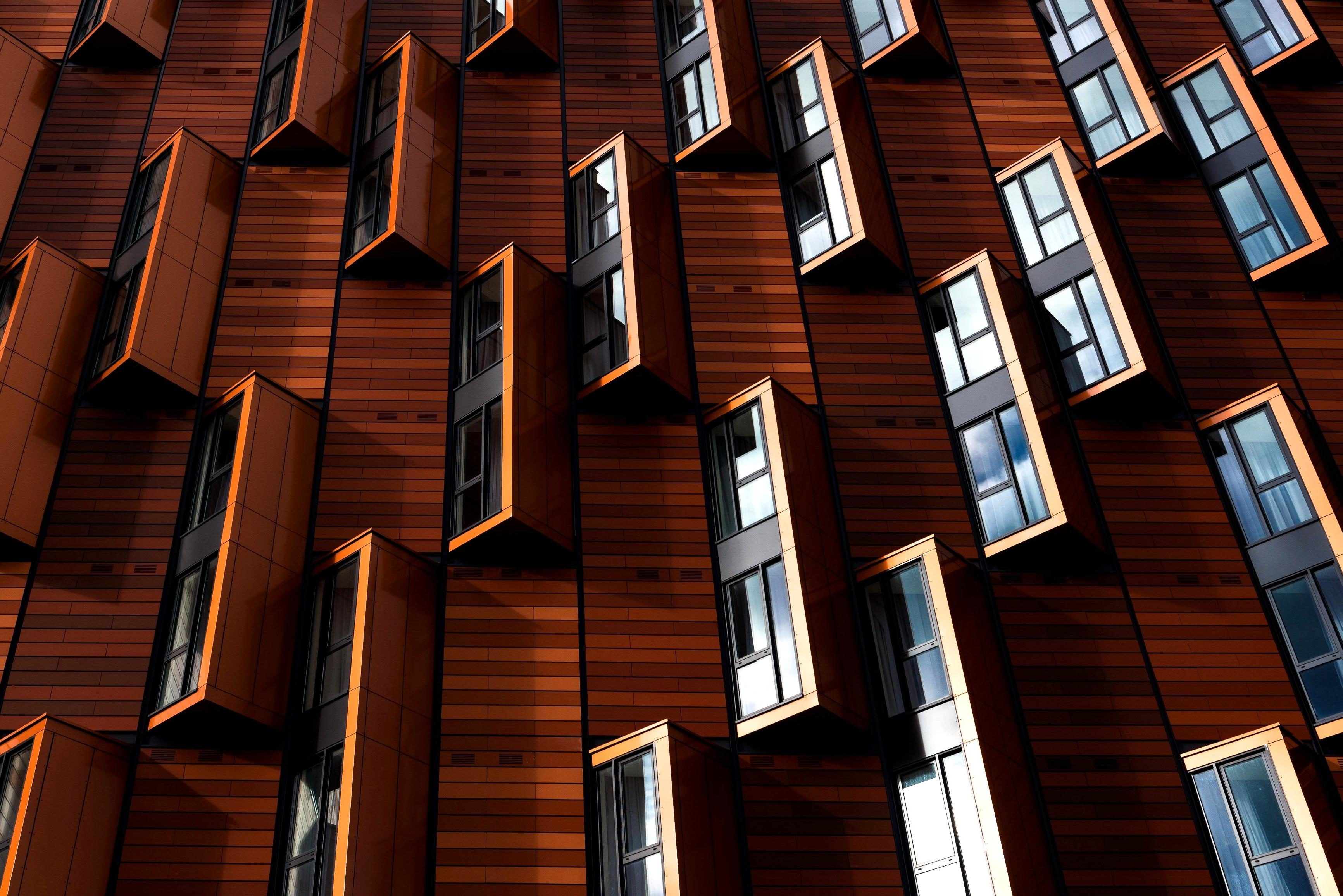 Kostenlose Bild Fenster Gebude moderne Architektur auen