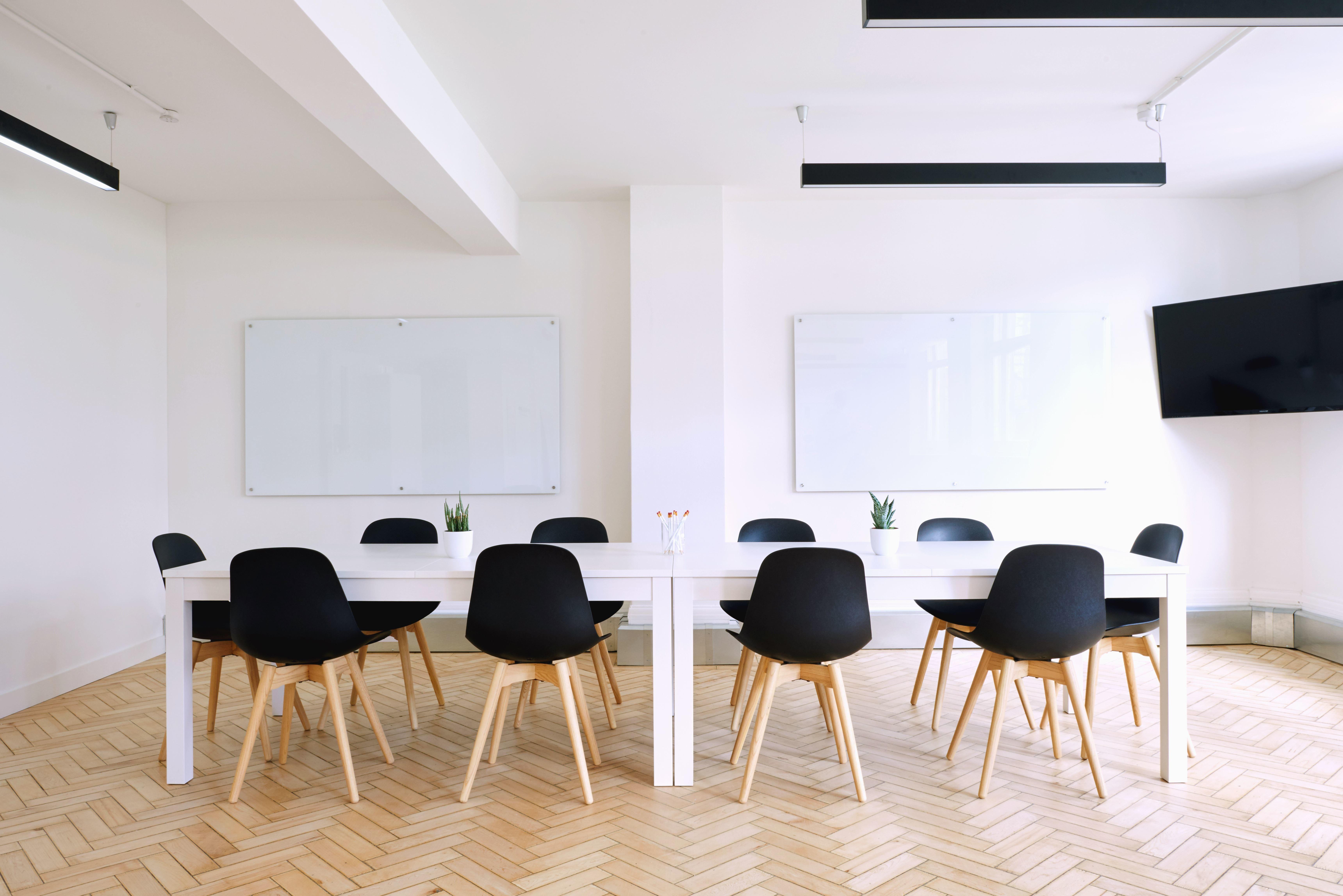 Imagen gratis Oficina interior televisin silla tabla