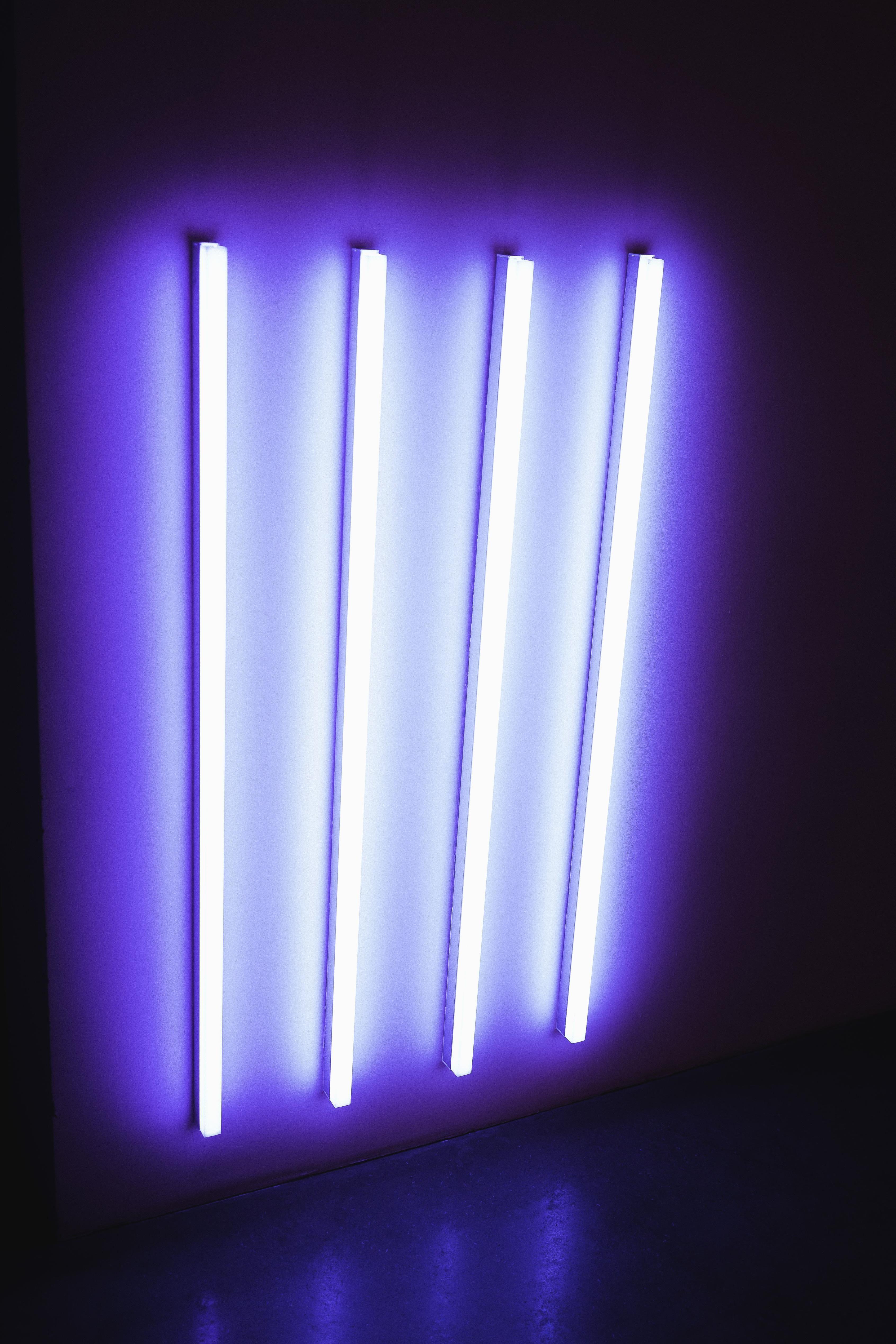 Imagen gratis Fluorescente luz electricidad reflexin