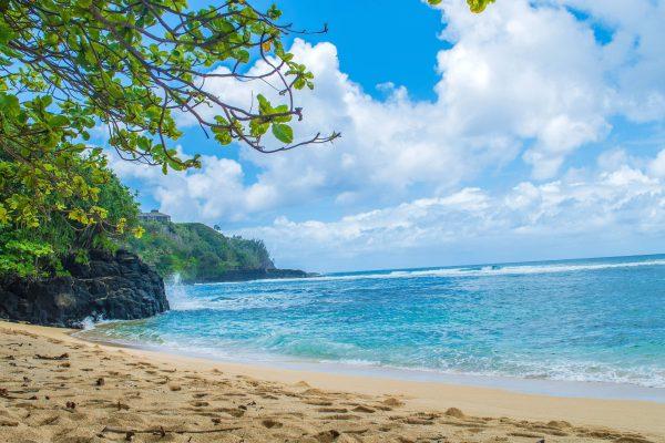 free sand island beach