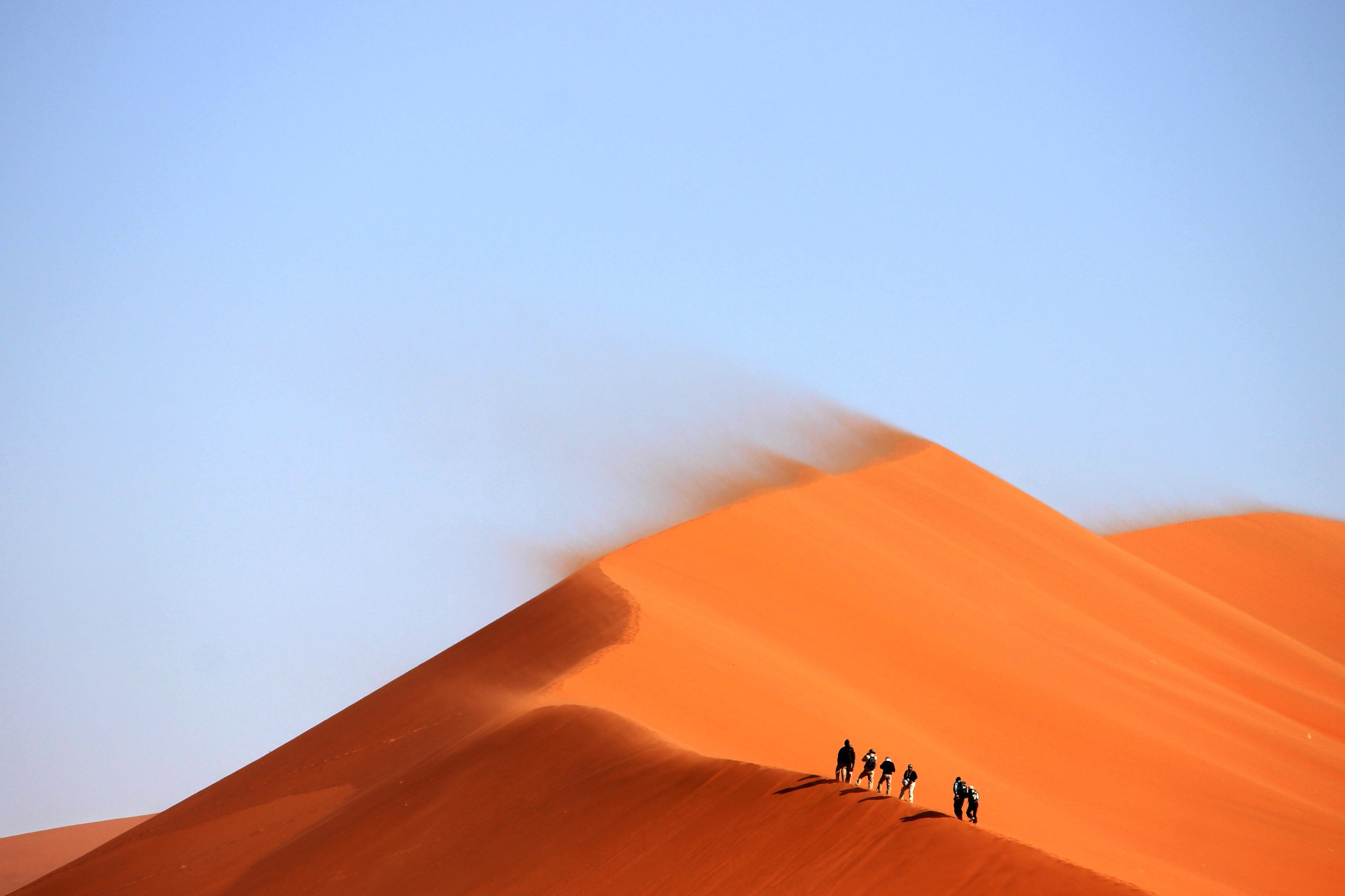 Free Picture Sand Dune, Desert, Sand, Wind, Tourism, Travel