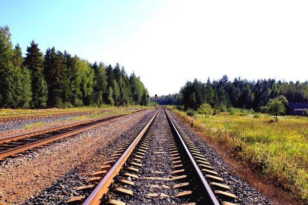 free railway landscape
