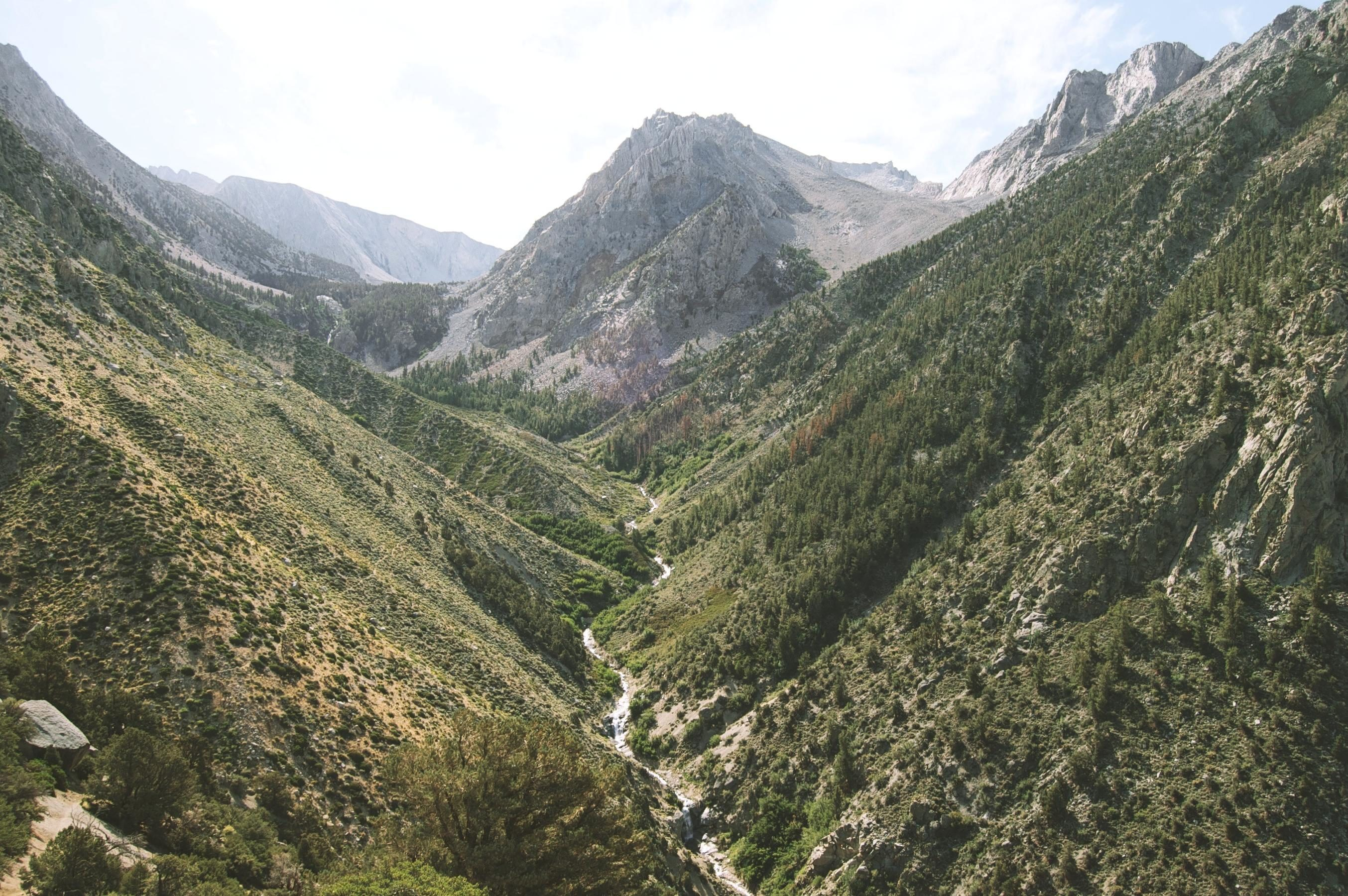 Free Picture Mountain Landscape Nature Valley