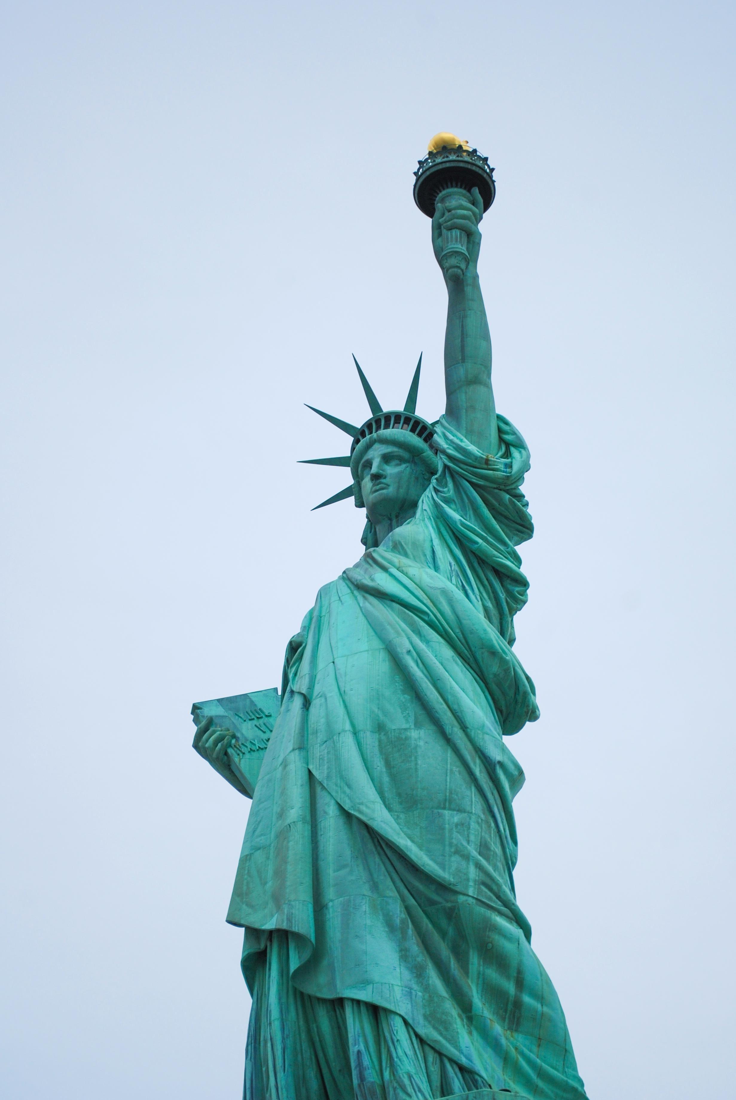 Imagen gratis Estatua escultura cielo libertad arte