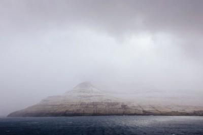 Free picture: landscape, water, mountain, fog, sea, ocean ...