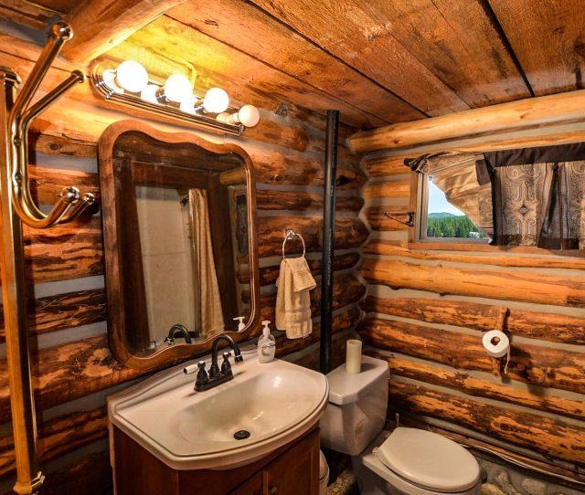 Luxury House Cabin Chair Window Bathroom Bathtub Home Furniture Inside Wood