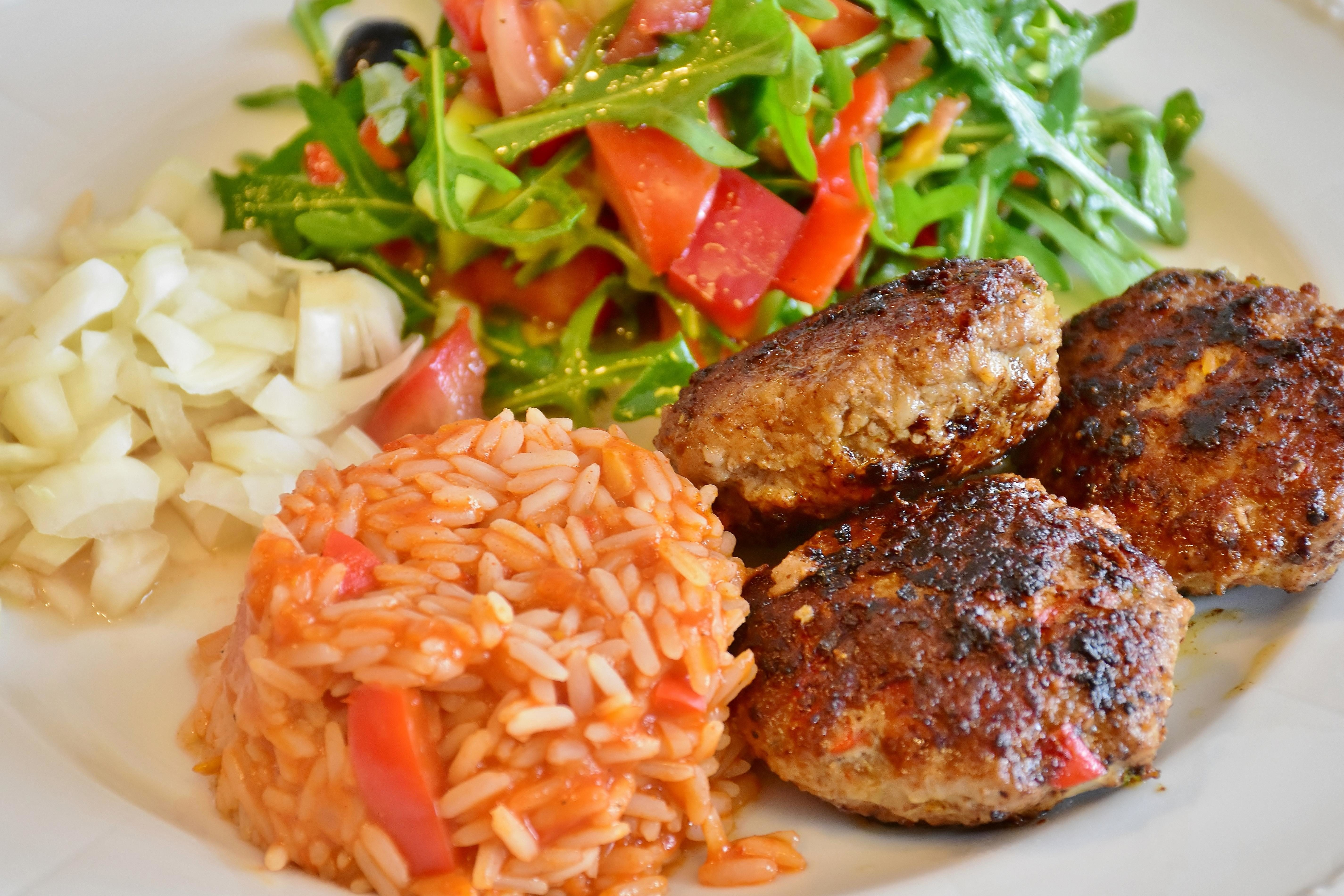 Imagen gratis cena carne comida almuerzo comida