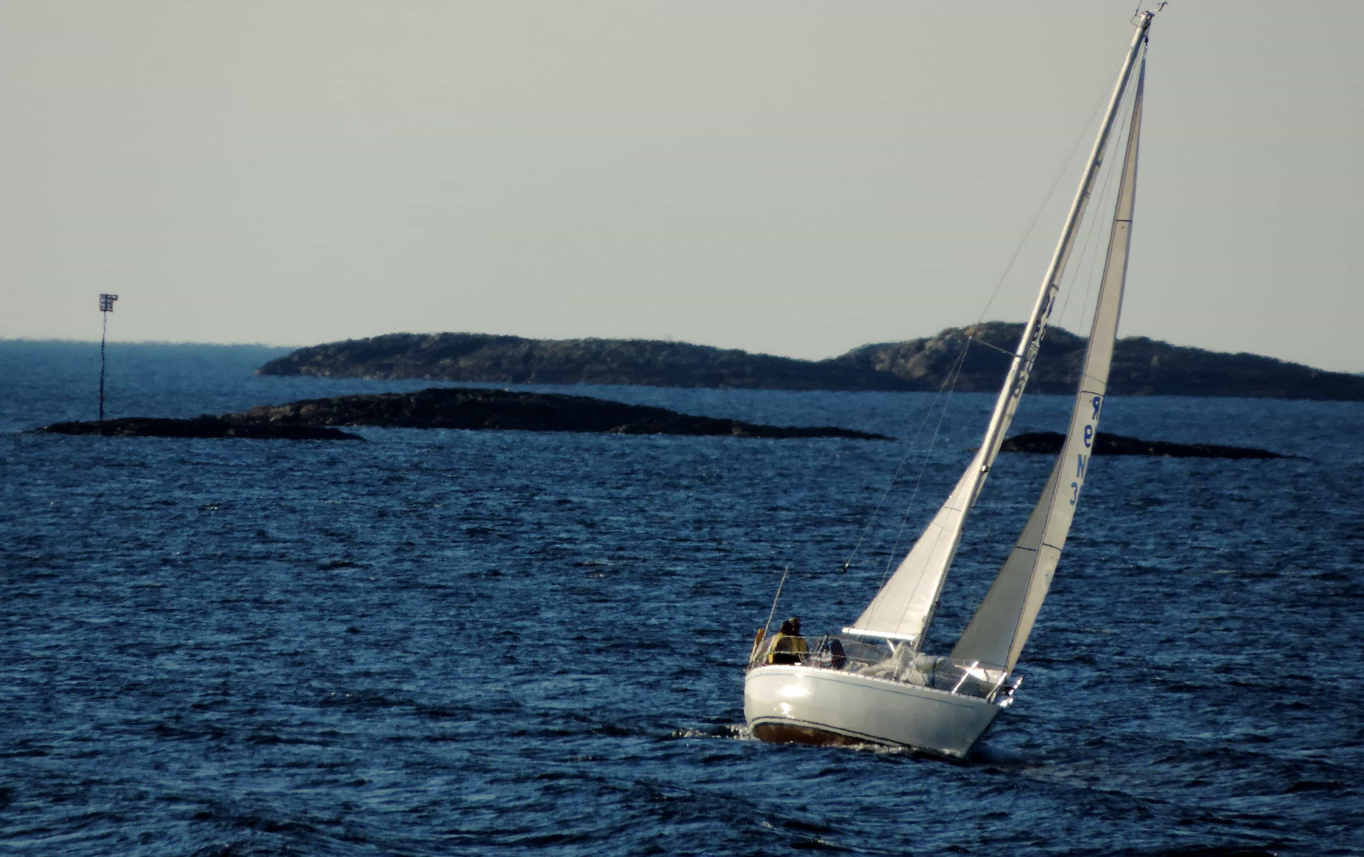 Free Picture Water Sailboat Watercraft Summer Wind