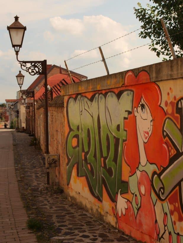 Free picture street graffiti urban city art