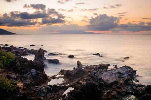 free water sunrise seaside