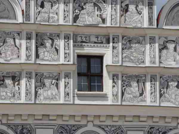 Free Sculpture Urban Facade Architecture Art Balcony Structure