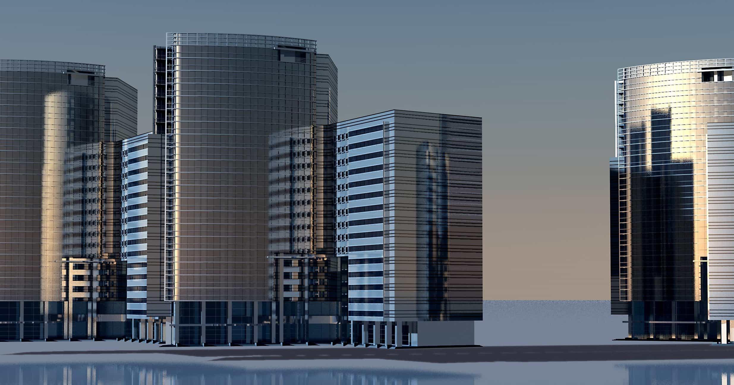 Imagen gratis arquitectura ciudad edificio moderno