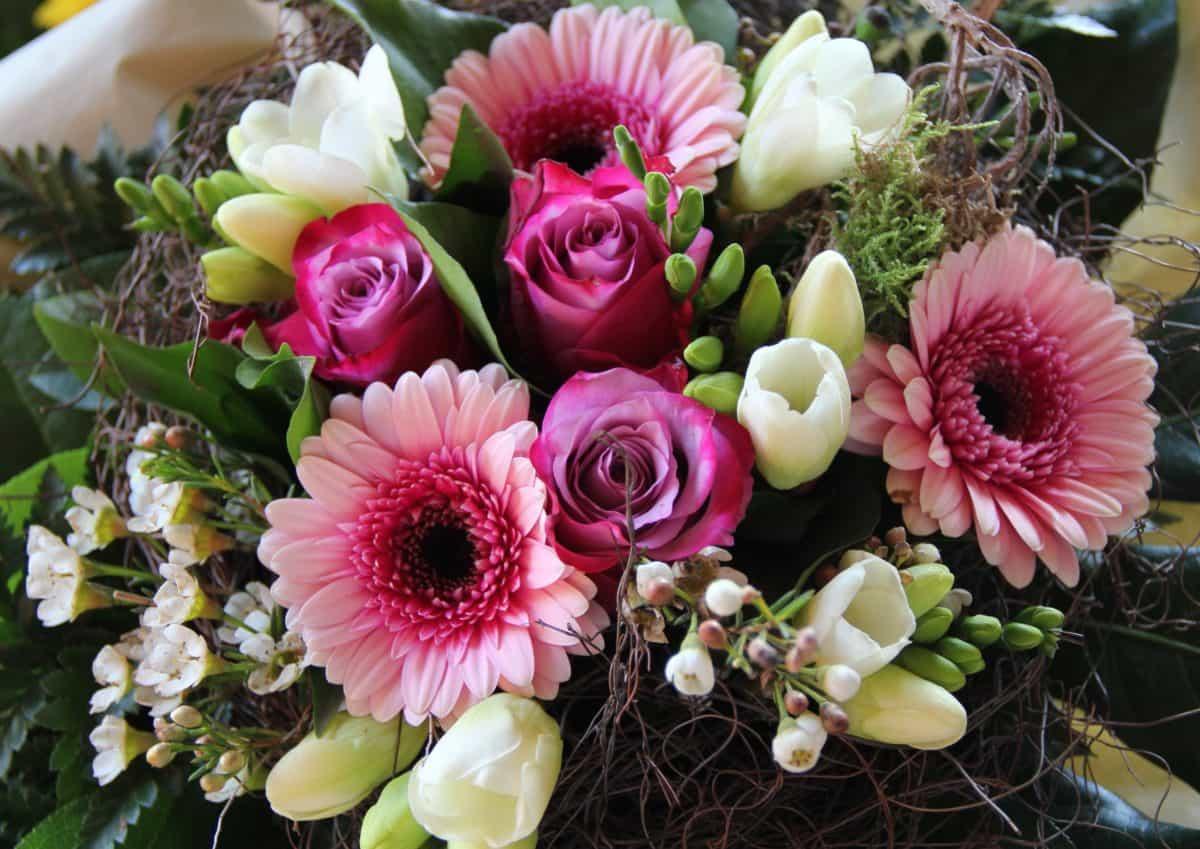 Blumenstrauß Bilder Kostenlos - Ausmalbilder