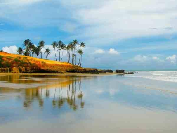 free island water beach