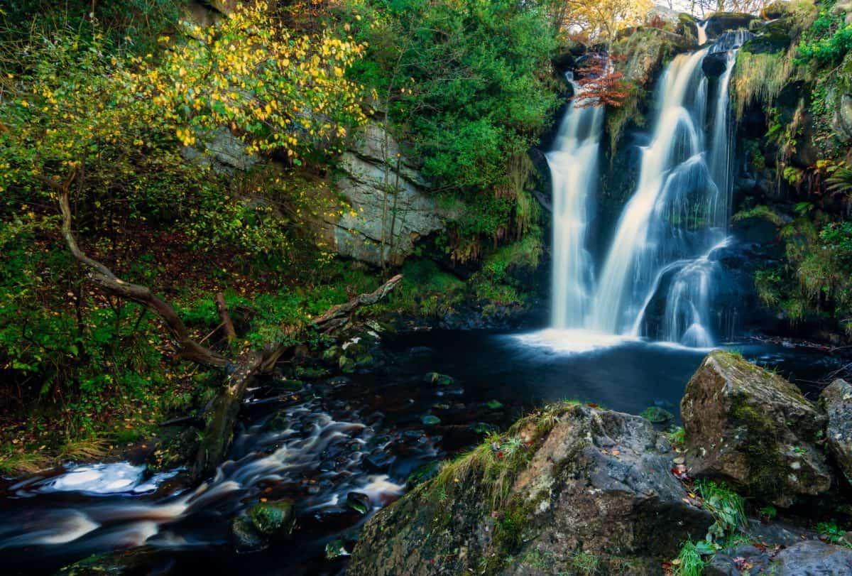 Falls Wallpaper Waterfall Image Libre Rivi 232 Re Chute D Eau Nature Ruisseau Bois