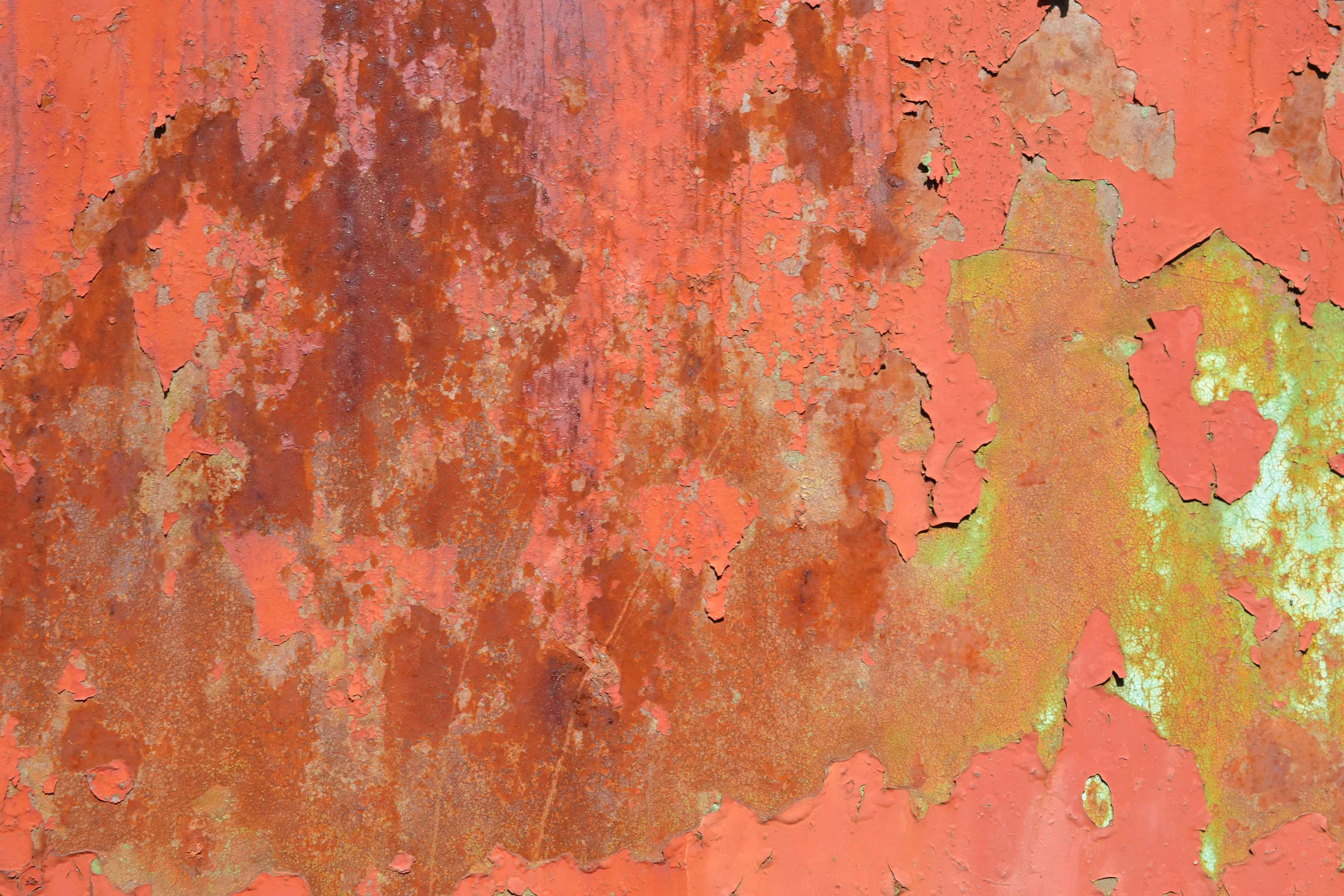 Free Picture Paint Rust Abstract Texture Pattern