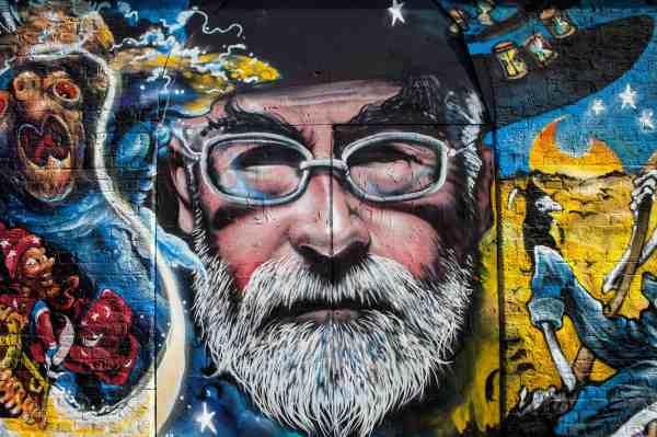 Gratis Billede Graffiti Kunst Maske Coloful