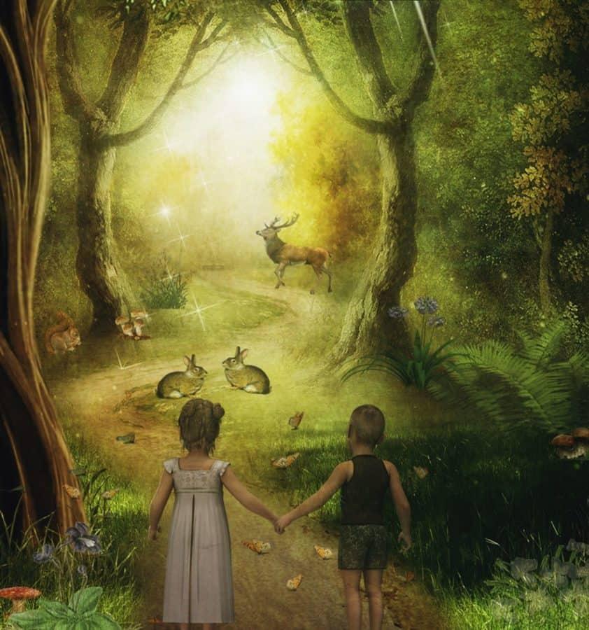 Air Anime Wallpaper Image Libre Art Illustration Photomontage Cr 233 Ativit 233